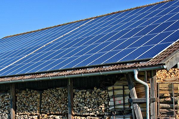 2015: Rund 100.000 neue Solarheizungen